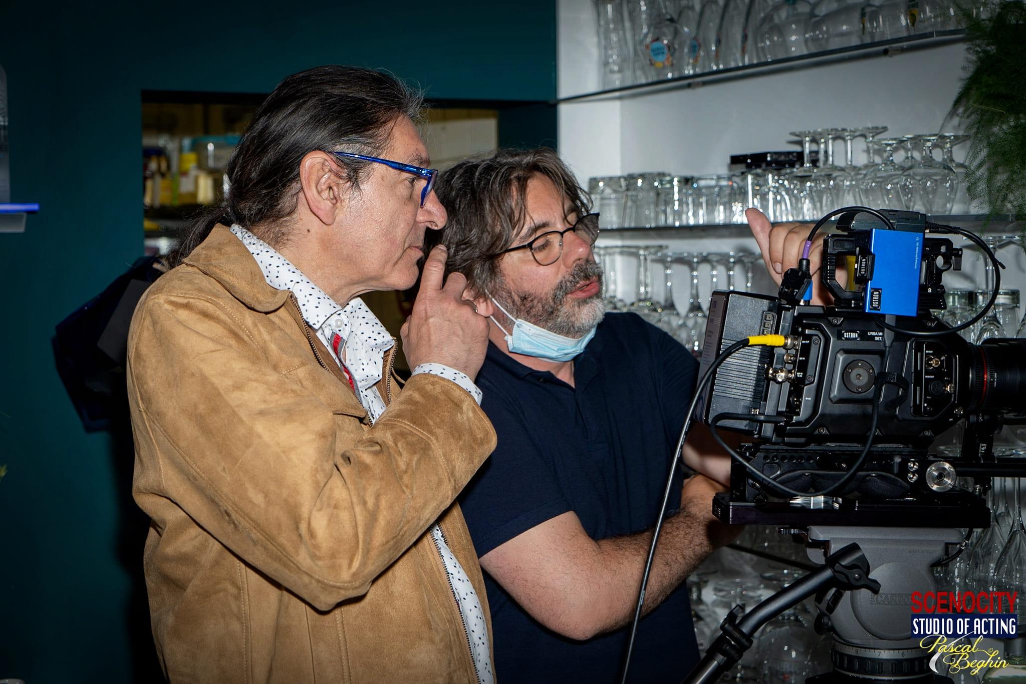 Une formation professionnelle au cinéma et au théâtre à Bruxelles, formation jeu face caméra et au théâtre, Formation professionnelle de l'acteur